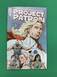 Project Patron #1 1:15 Lopresti B Variant Cover AfterShock 2021