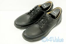 New Ecco Men's casual dress shoes in black, size 45 / USA 11