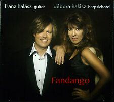 CD FRANZ HALASZ / DEBORA Halasz - fandango