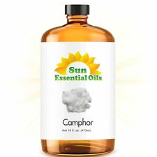 Camphor (Mega 16oz) Best Essential Oil - FREE SHIPPING