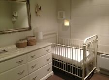 Incy interiors white Cot