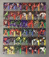 2015 Marvel Retro 1994 Universe Suspended Animation Card Singles You Choose