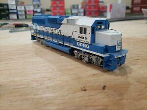 HO Athearn Blue Box EMD Demo GP60 #5