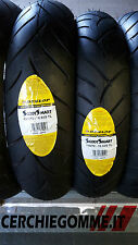 01 coppia gomme moto Scooter Dunlop ScootSmart 110/70 + 130/70 16 Honda SH 300