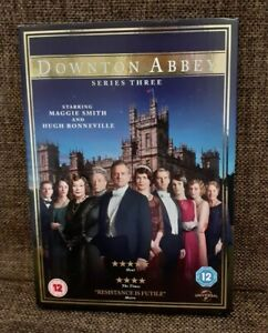 Downton Abbey: Series 3 - 3-Disc Set, DVD - Very Good Condition