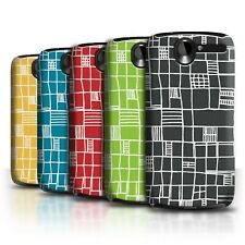 STUFF4 Back Case/Cover/Skin for HTC Desire G7/Lu Summers Fences