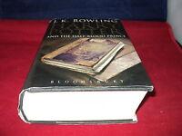 Harry Potter and the Half-blood Prince by J. K. Rowling Hardback 2005