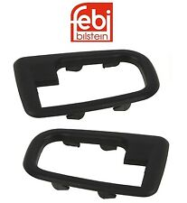 NEW BMW E36 Z3 318i 232i 325i 328i Pair Set of Two Inside Door Handle Trim Cover