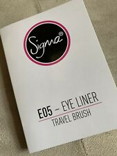 * Nuevo * Sigma E05 Mini Cepillo de viaje Delineador de ojos * Gratis correo rápido *