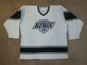 Vintage Authentic Los Angeles Kings NHL Hockey Jersey-CCM-Adult Large
