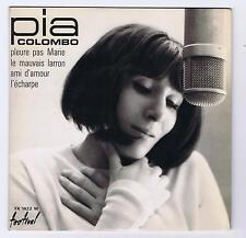 45 RPM  EP PIA COLOMBO L'ECHARPE