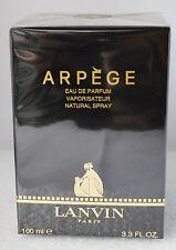 Arpege by Lanvin for Women Eau De Parfum 3.3oz 100 ml Spray  New In box