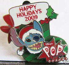 Disney Happy Holidays Pop Century Resort Stitch Artist Proof AP Pin