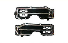 OEM Chrome Front bumper Fog Grille For Chevy Captiva