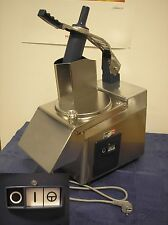 GAM Gemüseschneidemaschine Cuocojet A2 - Inox Gemüseschneider Edelstahlgehäuse