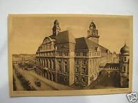 Ansichtskarte Plauen i. Vogtland Neues Rathaus