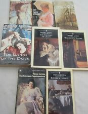 HENRY JAMES - 8 OF HIS BESTSELLERS - WHAT MAISIE KNEW,DAISY MILLER++++