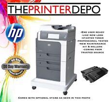HP LaserJet Enterprise M4555f MFP CE503A End User Ready + Warranty & Toner