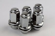 5 EXTENDED LUG NUTS FOR TOYOTA & LEXUS OEM RIMS 12 x 1.5