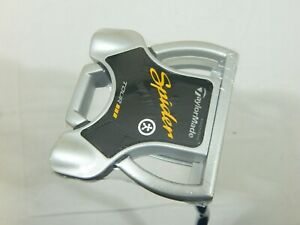 "New TaylorMade Spider Tour Diamond Interactive Double Bend 35"" Putter HCO"