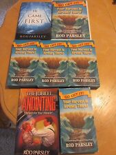 Go Get It VHS Tapes and Books by Rod Parsley - Ministry of World Harvest Church