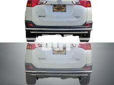 BGT 2008-2017 BUICK ENCLAVE REAR SINGLE TUBE BUMPER PROTECTOR S//S