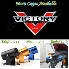 USA Victory Motorcycle Logo Laser Projector Motorcycle Ghost Shadow LED Light