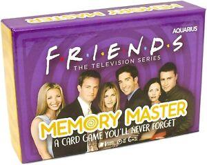 Friends Memory Master Card Game (nm)