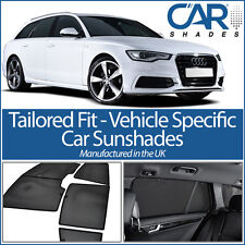 AUDI A6 AVANT ESTATE 2011 On CAR WINDOW SUN SHADE BABY SEAT CHILD BOOSTER BLIND