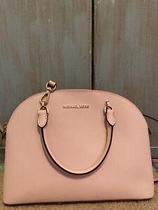 Michael Kors Light Pink Handbag