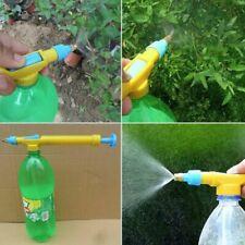 Mini Pressure Water Gun Nozzle Garden Sprayer Pump Head Washing Cleaner Tools