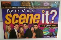Scene It? Friends Edition by Screenlife 2005 Complete The DVD Game!