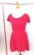 Pink Victoria's Secret Pink A-line Dress Sz XS # 2476 Batch 78