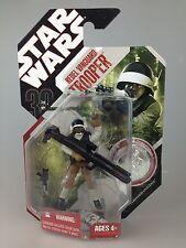 Star Wars 30th aniversario cardada Figura Rebel Vanguard Trooper #53