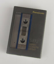 Vintage Panasonic WAY RQ-KJ1 Stereo Cassette Tape Player Walkman *Needs Repair*