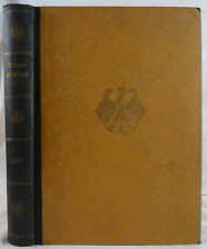Reichsgesetzblatt, Teil I, Jahrgang 1932. Original.