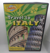 Travel to Italy (DVD)