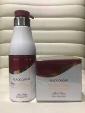 Mon Platin Professional Black Caviar Total Repair Shampoo And Hair Mask