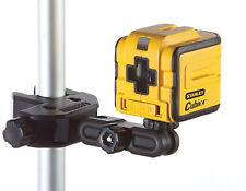 Livella laser Stanley Cubix STH 1-77340 autolivellante a croce 8 metri