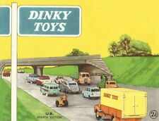 GIOCATTOLI - Catalogo Dinky Toys 1960 (eng) - DVD