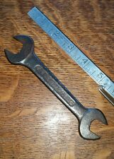 Vintage Barcalo Buffalo USA open end combination wrench 3/4 X 5/8 FREE SHIP (#6)