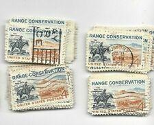 U.S. Stamps Scott 1176 .04 Cent Range Conservation 100 used  7/30
