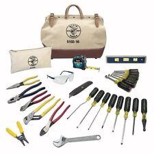 Klein Tools 28-Piece Electrician Tool Set, 80028