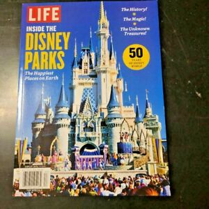 INSIDE THE DISNEY PARKS - LIFE Happiest Places on Earth - 50 Yrs of Disney World