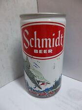 Schmidt beer can  Aluminum ~ 12oz  The Brew that Grew with the Great Northwest