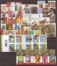 Belgie**JAAR 2006 POSTZEGELS-Vogels-dieren-Rode Kruis-Vuurtorens-Koning-Dansen