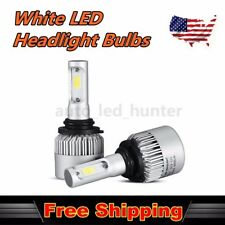 US 2pcs LED Headlight Low Beam For 99-07 Honda Accord Coupe 30W COB Bulb White