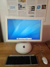 "iMac G4 20"" 1.25GHz, 768MB RAM, 150GB HDD, Mac OS X 10.4"