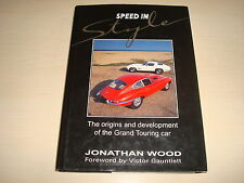 SPEED IN STYLE, ORIGINS AND DEVELOPMENT OF THE GRAND TOURING CAR, NEW BOOK offer