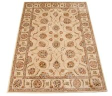 "CHINESE TRADITIONAL,RUG 5'3"" x 7'5"",2.26 x 1.60M,IVORY,GOLD RED,BEIGE,KHAKI,BLUE"